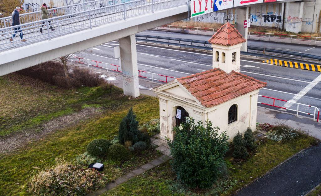 kaple sv. Bartoloměje