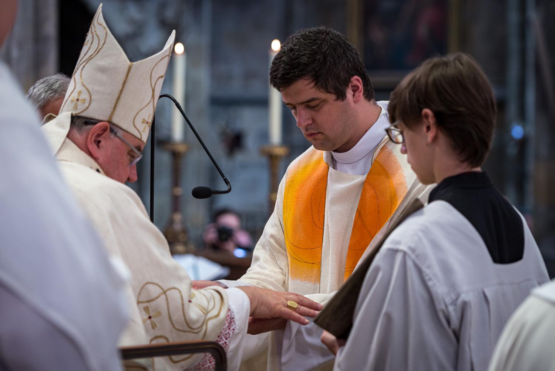 Kněžské svěcení